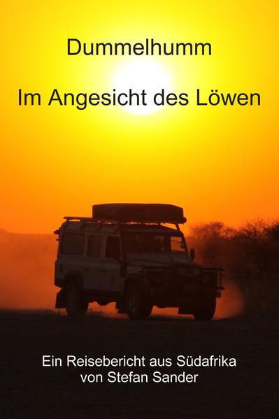 Dummelhumm - Im Angesicht des Löwen - Coverbild