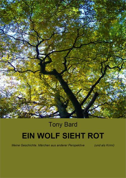 EIN WOLF SIEHT ROT - Coverbild