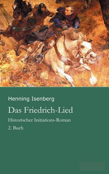 Das Friedrich-Lied - 2. Buch - Coverbild