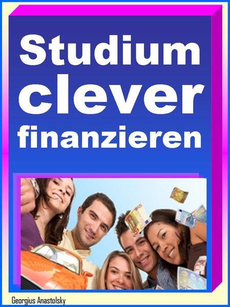 Studium clever finanzieren - Coverbild