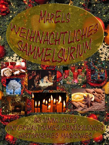 MarEl's weihnachtliches Sammelsurium - Coverbild