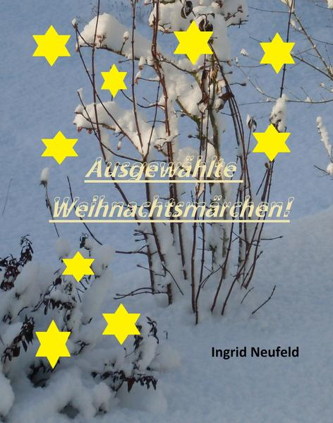 Ausgewählte Weihnachtsmärchen - Coverbild