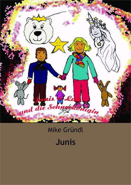 Junis & Luis und die Schneekönigin - Coverbild