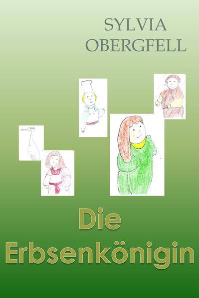 Die Erbsenkönigin - Coverbild