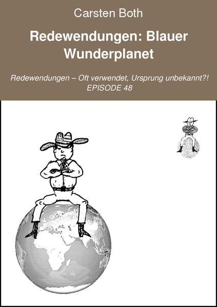 Redewendungen: Blauer Wunderplanet - Coverbild