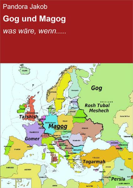 Gog und Magog - Coverbild