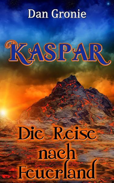 Kaspar - Die Reise nach Feuerland - XXL LESEPROBE - Coverbild