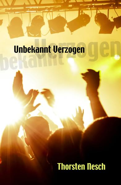Unbekannt Verzogen - Coverbild