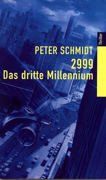 2999 - DAS DRITTE MILLENNIUM - Coverbild
