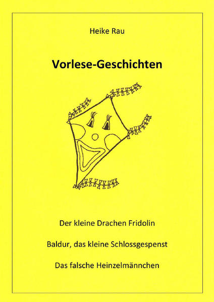 Vorlese-Geschichten - Coverbild