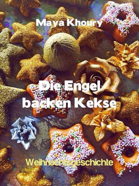 Die Engel backen Kekse - Coverbild