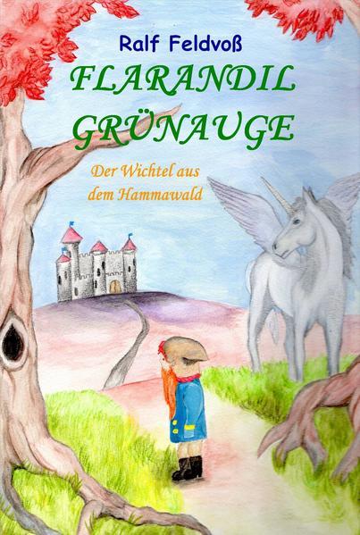Flarandil Grünauge - Coverbild