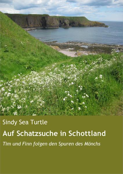 Auf Schatzsuche in Schottland - Coverbild