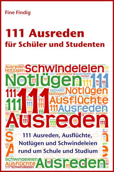 111 Ausreden für Schüler und Studenten - Coverbild