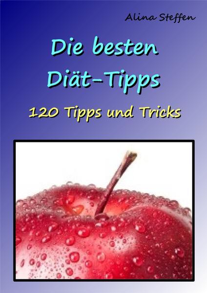 Die besten Diät-Tipps - Coverbild