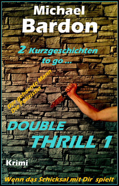 Double - Thrill 1 - Coverbild