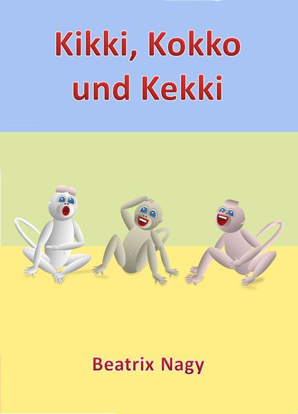 Kikki, Kokko und Kekki - Coverbild