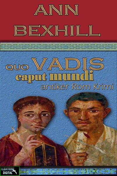 Quo Vadis Caput Mundi - Coverbild