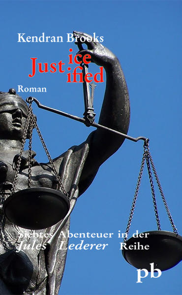 Justice justified - Coverbild