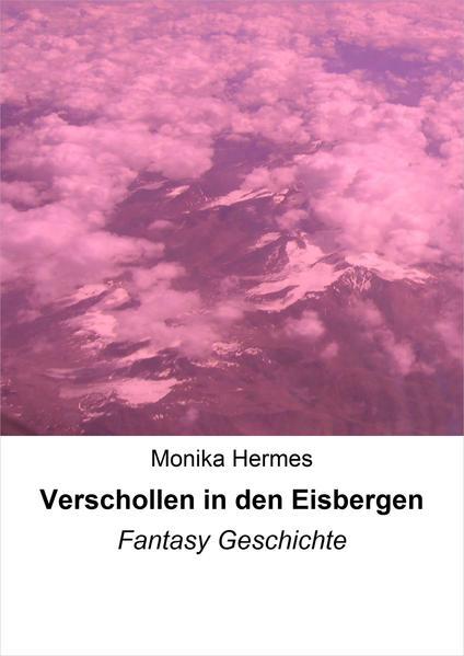 Verschollen in den Eisbergen - Coverbild