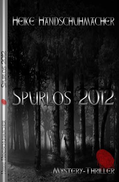 Spurlos 2012 - Coverbild