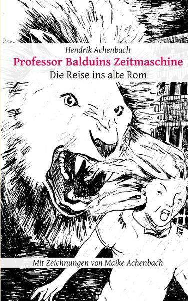 Professor Balduins Zeitmaschine - Coverbild