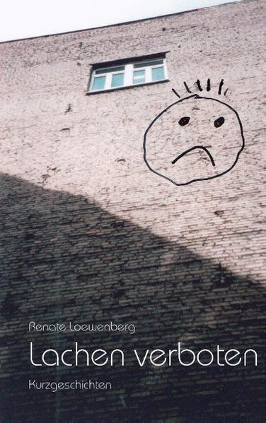 Lachen verboten - Coverbild