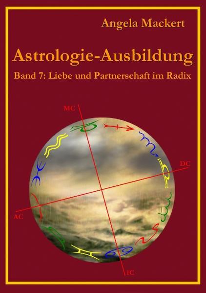 Astrologie-Ausbildung, Band 7 - Coverbild