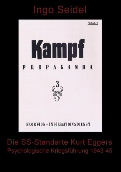 Die SS-Standarte Kurt Eggers - Coverbild