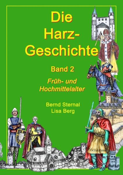 Die Harz - Geschichte 2 - Coverbild