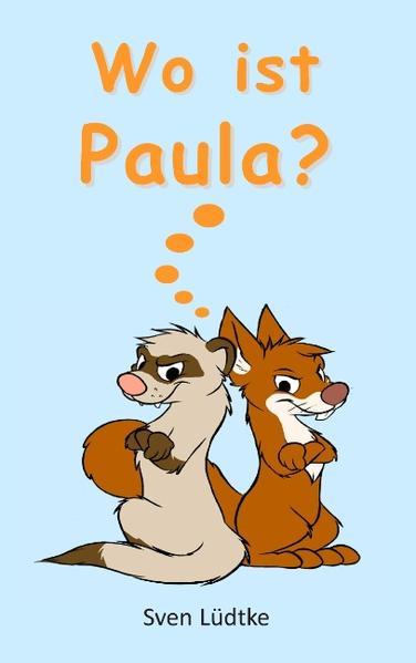 Wo ist Paula? - Coverbild