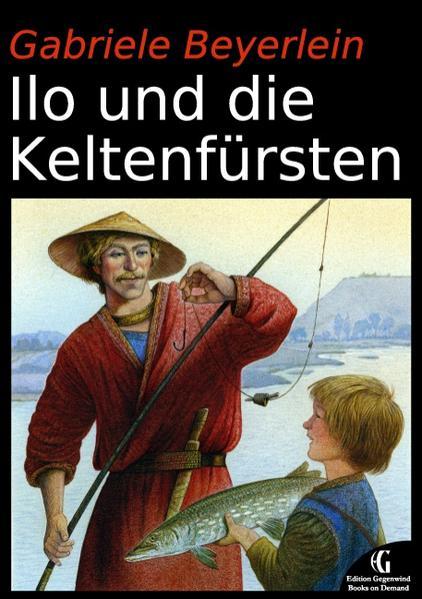 Ilo und die Keltenfürsten - Coverbild