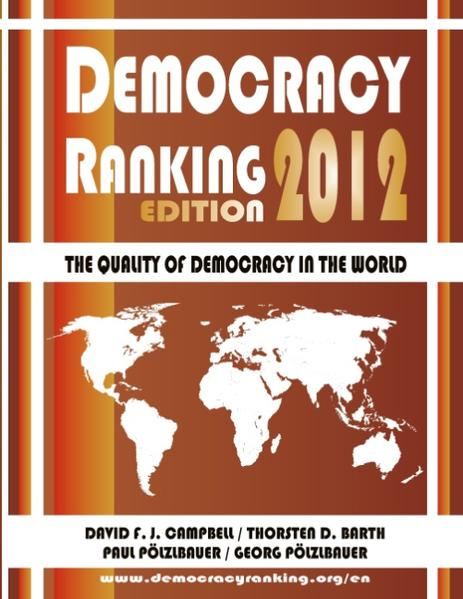 Democracy Ranking (Edition 2012) - Coverbild