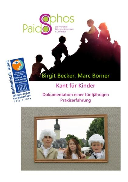 Kant für Kinder - Coverbild