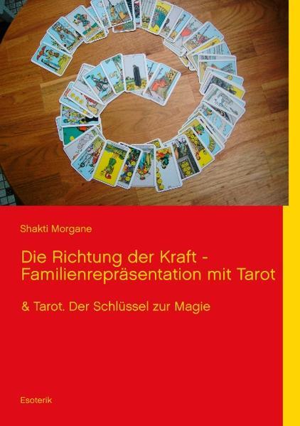 Die Richtung der Kraft - Familienrepräsentation mit Tarot - Coverbild