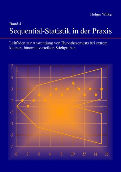 Band 4 Sequential-Statistik in der Praxis - Coverbild