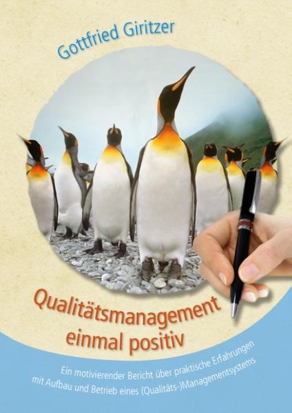 Qualitätsmanagement einmal positiv - Coverbild