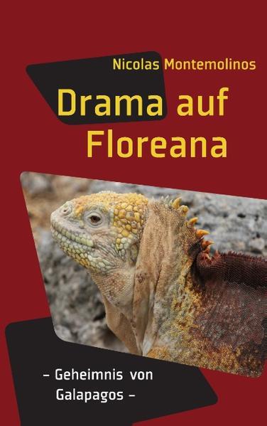 Drama auf Floreana - Coverbild