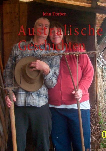 Australische Geschichten - Coverbild
