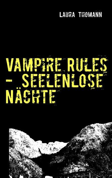 Vampire Rules - Seelenlose Nächte - Coverbild