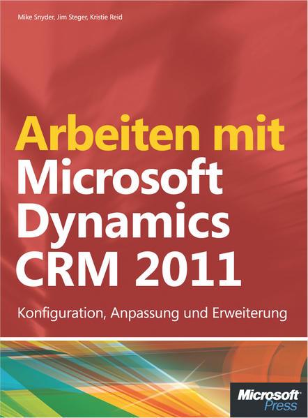 Arbeiten mit Microsoft Dynamics CRM 2011 - Coverbild