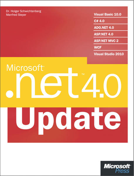 Microsoft .NET 4.0 Update - Coverbild