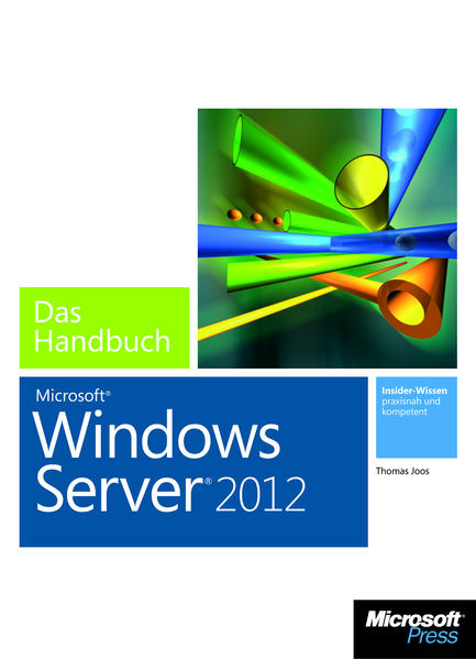 Microsoft Windows Server 2012 - Das Handbuch - Coverbild