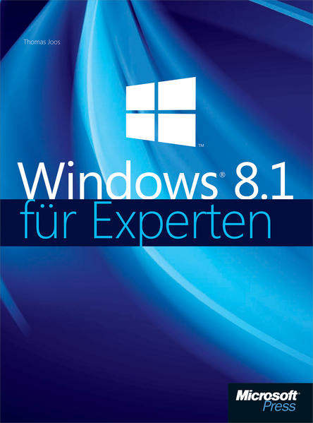 Microsoft Windows 8.1 für Experten - Coverbild