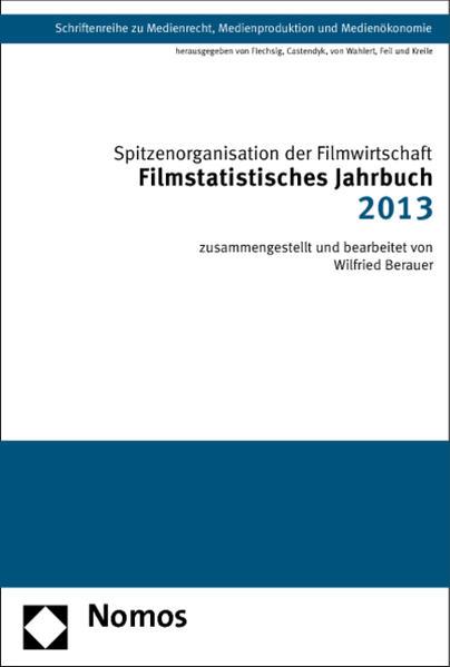 Filmstatistisches Jahrbuch 2013 - Coverbild