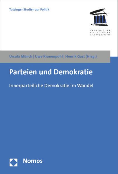 Parteien und Demokratie - Coverbild