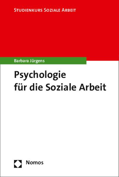 Psychologie für die Soziale Arbeit - Coverbild