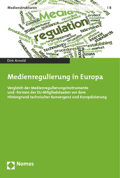 Medienregulierung in Europa PDF Kostenloser Download
