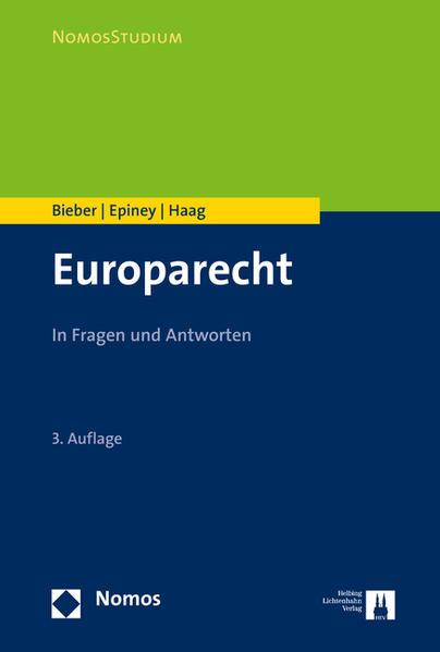 Europarecht - Coverbild