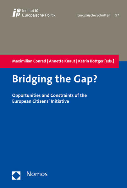 Bridging the Gap? - Coverbild